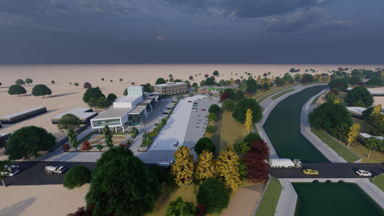 Riverfront Development Project
